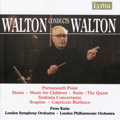 Walton Conducts Walton by William Walton