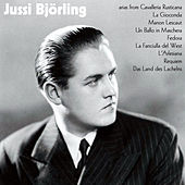 Various Arias by Jussi Björling by Various Artists
