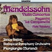 Violin Concertos by Pier Giorgio Morandi