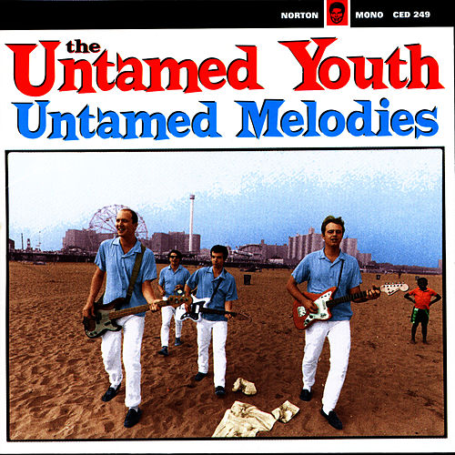 Untamed Melodies by The Untamed Youth
