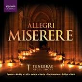 Allegri Miserere by Tenebrae