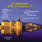 Famous Overtures 3 by Philharmonic Wind Orchestra