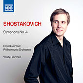 Shostakovich: Symphony No. 4 by Royal Liverpool Philharmonic Orchestra