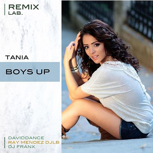 Boys Up by Tania