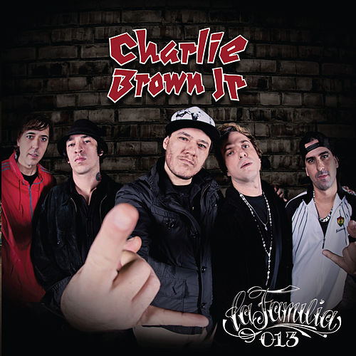 La Familia 013 de Charlie Brown Jr.
