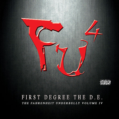 F.U.4, The Fahrenheit Underbelly Volume IV by Various Artists