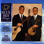 On Radio - Volume 3 by Blue Sky Boys
