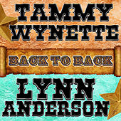 Back To Back: Tammy Wynette & Lynn Anderson by Various Artists