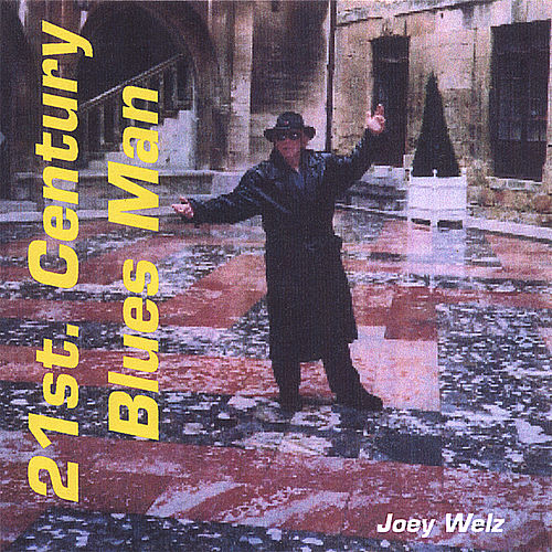21st Century Blues Man by Joey Welz