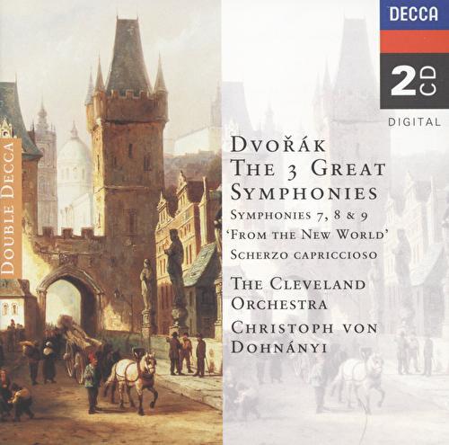 Dvorak: Symphonies Nos. 7-9/Scherzo Capriccioso by Cleveland Orchestra
