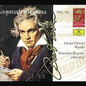 Beethoven: Large Choral Works by Various Artists