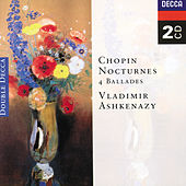 Chopin: Nocturnes; Four Ballades by Vladimir Ashkenazy