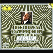 Beethoven: 9 Symphonies; Overtures by Various Artists