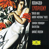 Korngold: Symphony in F sharp; Much Ado About Nothing by London Symphony Orchestra