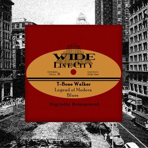 Legend of Modern Blues by T-Bone Walker