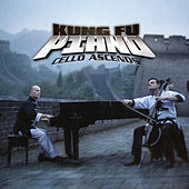 Kung Fu Piano: Cello Ascends by The Piano Guys