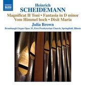 Scheidemann: Organ Works, Vol. 7 by Julia Brown
