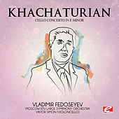 Khachaturian: Cello Concerto in E Minor (Digitally Remastered) by Viktor Simon