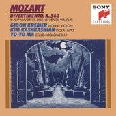 Mozart: Divertimento K. 563 (Remastered) by Yo-Yo Ma