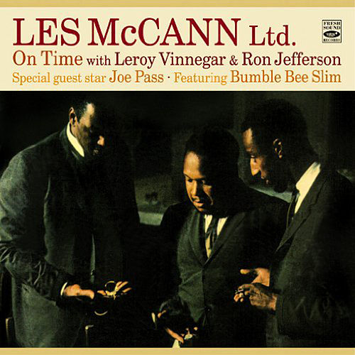 Les Mccann Ltd. 'On Time' by Les McCann