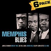 6-Pack: Memphis blues by Various Artists