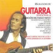 15 Grandes de Guitarra by Various Artists