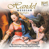 Handel: Messiah Highlights, HWV 56 by Various Artists