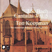 J.S. Bach: Cantatas Vol. 5 by Ton Koopman