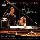 Bach & Piazzolla: Tête-à-tête piano & bandonéon (World Premiere Recording) by Various Artists