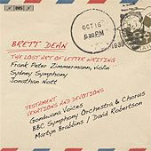 Dean: The Lost Art of Letter Writing by Various Artists
