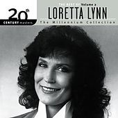 20th Century Masters: The Millennium..Vol. 2 by Loretta Lynn