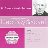 Sir George Martin Presents The Impressionists: Debussy & Ravel by Royal Philharmonic Orchestra