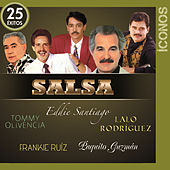 Íconos Salsa by Various Artists