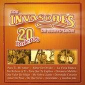 20 Boleros by Los Invasores De Nuevo Leon