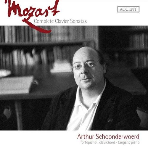 Mozart: Complete Clavier Sonatas by Arthur Schoonderwoerd