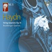 Haydn: String Quartets, Op. 76 by Buchberger Quartet