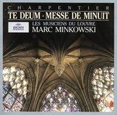 Charpentier: Te Deum; Messe de Minuit by Various Artists