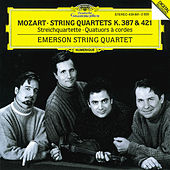 Mozart: String Quartets K.387 & 421 by Emerson String Quartet