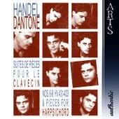 Händel: Suites de Piéces pour le Clavecin Nos. 6-8 HV 431-433 & Pieces for Harpsichord by Ottavio Dantone