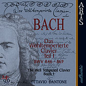 Bach: The Well-Tempered Clavier, Book 1 - BWV 846-869 by Ottavio Dantone