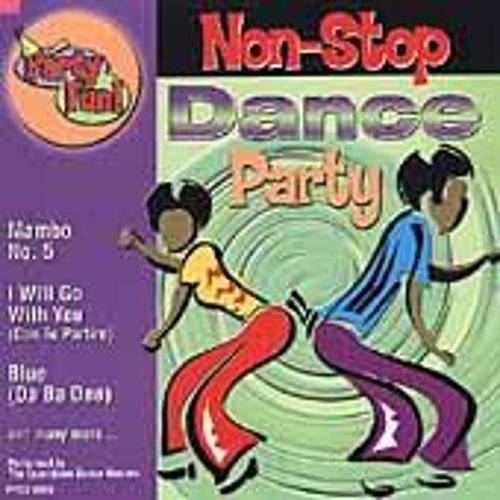 Non-Stop Dance Party by The Countdown Dance Masters