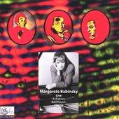 Margarete Babinsky live by Margarete Babinsky