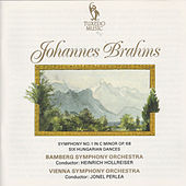 Brahms: Symphony No. 1 in C Minor, Op. 68 & Six Hungarian Dances, WoO 1 by Bamberg Symphony Orchestra