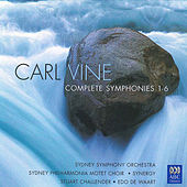 Carl Vine: Complete Symphonies by Sydney Symphony Orchestra