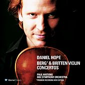Berg & Britten : Violin Concertos by Daniel Hope (Classical)