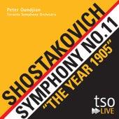 """Shostakovich: Symphony No. 11, """"The Year 1905"""" by Toronto Symphony Orchestra"""
