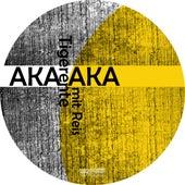 Tigerente mit Reis by Aka Aka