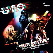 Hot N' Live - The Chrysalis Live Anthology 1974-1983 by UFO