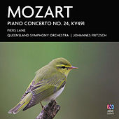 Mozart Piano Concerto No. 24, K. 491 by Piers Lane