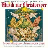 Musik zur Christvesper - Alte Weihnachtslieder und Choräle mit historischen Aufnahmen by Various Artists